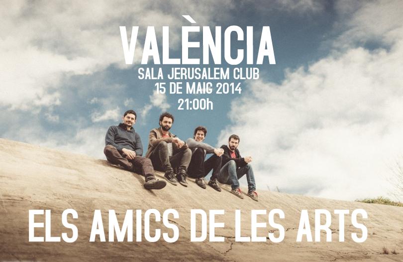 Els Amics a València