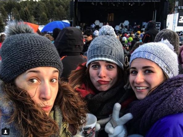 Faci fred faci calor amb els Amics es balla millor. Foto: apalmerola